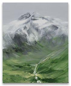#31, 110x90cm, oil on canvas