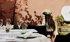 Era Ora. Oldest Michelin restaurant in Cph (Italian)
