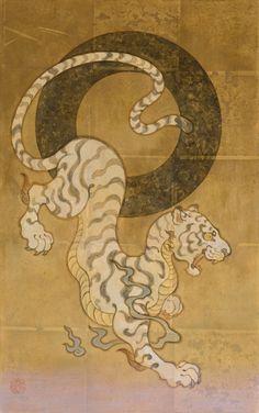 Japanese Art Prints, Japanese Artwork, Japanese Tattoo Art, Kunstjournal Inspiration, Collage Des Photos, Tatto Old, Greek Statues, Art Asiatique, Traditional Japanese Art