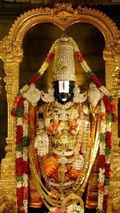 Lord Venkateswara Tirupati Balaji Hd Wallpapers For Pc Images