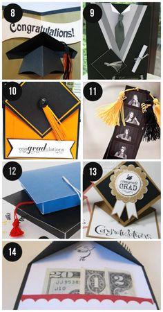 DIY Graduation Card Ideas!