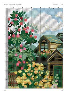 Cottage fiorito 5