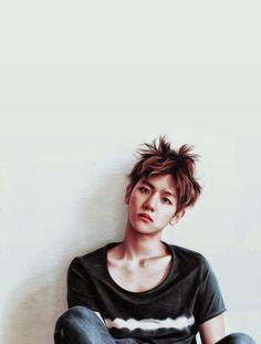 Baekhyun by bubble-min on Deviantart