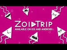 Zoidtrip, videojuego elegido por los alumnos para investigar mecánicas de juego #gamemech #university #videogames #android