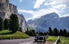 A Redleg's Rides: The European Trip, Day 29 - Uraling to Cortina d'Ampezzo