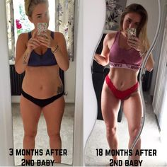 Kim Lost 42 Pounds of Baby Weight and Grew a Booty by Doing These 2 Things