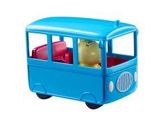 PEPPA GRIS Peppa Gris' skolebuss