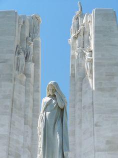 Vimy Ridge Memorial, France - can't wait to visit again next week!