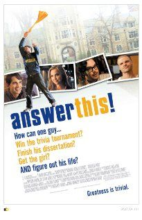 Answer This! is entirely set in and was entirely filmed in Ann Arbor