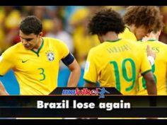 Dutch Finish 3rd, Brazil Lose Again