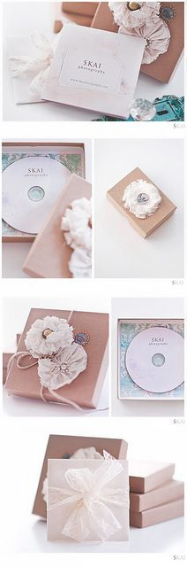 Just Lovely! I'd recognize the Hobby Lobby rosettes anywhere! Can't wait to add them to my packaging