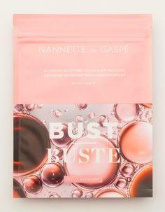 Nannette De Gaspé Plumping & Lifting Techstile Infusers for the bust and the bottom