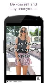 Download free Whisper For Android Phones V 2.07 free mobile software.Whisper is an anonymous social network that lets you share confessions, express yourself and meet new people.