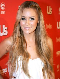 Lauren Conrad's classic California hair