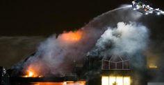 Klinik-Großbrand in Bochum Was wir über das Feuer wissen - und was nicht - FOCUS Online
