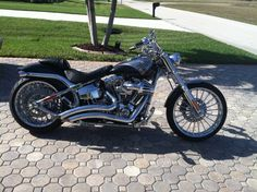 CVO Breakout, New pipes