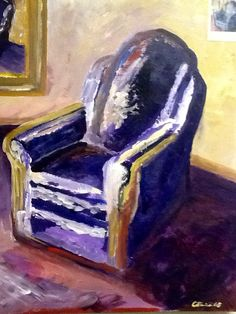 SNL CHAIR Snl, Armchair, Fine Art, Artwork, Furniture, Home Decor, Sofa Chair, Saturday Night Live, Work Of Art