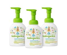 Babyganics Foaming Hand Soap Fragrance Free 8 oz Pump Bottle Pack of 3 -- Be sure to check out this awesome product.