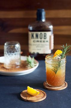 Coktail Friday: Bourbon Apple Cider