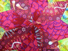 Canton Village Quilt Works | Loving the Lemoyne Star in Two Ways