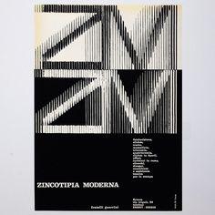 Zincotipia Moderna advertisement by Studio 54