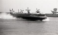 Hovercraft in 1989