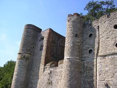 """Upnor Castle is an Elizabethan artillery fort located in the village of Upnor, Medway, South East England. Its purpose was to defend ships moored """"in ordinary"""" on the River Medway outside Chatham Dockyard."""