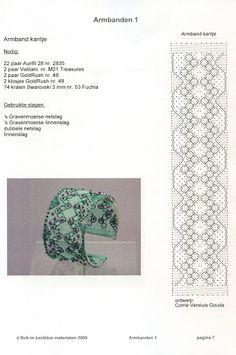 JOYAS DE BOLILLOS - Almu Martin - Álbumes web de Picasa Bobbin Lace Patterns, Bead Loom Patterns, Doily Patterns, Dress Patterns, Hairpin Lace Crochet, Thread Crochet, Crochet Edgings, Crochet Motif, Crochet Shawl