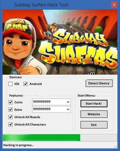 Subway Surfers Hack Apk Get Unlimited Coin/Money work for android and ios. Download Now all for free!