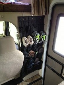 With the new motorhome we started to find our shoes piling up inside on theu2026 & 756 best Happy Camper u0026 RV - Inside Storage u0026 Tips images on ...