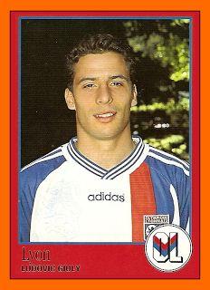 Old School Panini: Le carton 8-0 de l'OL face à l'OM en 1997 Soccer Players, Football Soccer, As Monaco, Baseball Cards, Soccer, Picture Cards, Athlete, Football Players