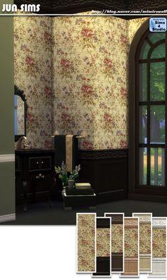 JUN Sims: Wallpaper 002 • Sims 4 Downloads