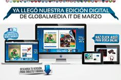 You cannot miss our #digital magazine, available #online now. #globalmediait welcomes you!