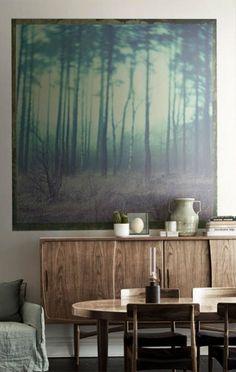 Wandbild Fairyland von eco Wallpaper