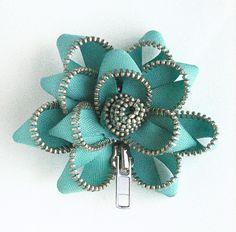 Zipper Flower!