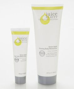 Green Apple Firming Body Moisturizer & Hand Cream by Juice Beauty on #zulily