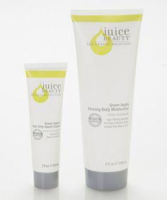 Green Apple Firming Body Moisturizer & Hand Cream by Juice Beauty on #zulily
