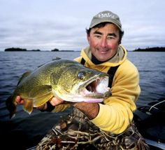 Slow Death is a deadly tactic for walleyes.