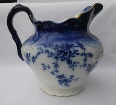 Sunday Historical: La Belle China Wheeling Pottery W VA