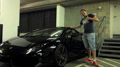 Minha garagem carros de luxo.