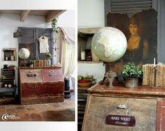 e-magDECO : Magazine de décoration: La maison de Christine