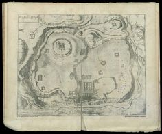 Hollar, Wenceslaus -- Vera Hierosolymne veteris imago. Map of Jerusalem