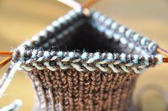 latvian braid closeup