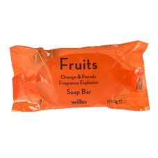 Fruits Bar Soap Orange and Pomelo 100g
