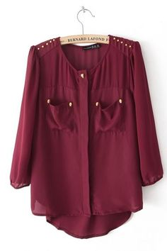 Game day perfect blouse fashion style . . click on pic to see more