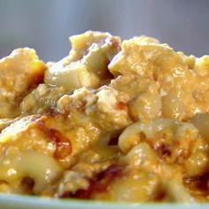 TRISHA YEARWOOD Macaroni and Cheese Recipe | Just A Pinch Recipes