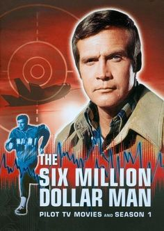 Six million dollar man season 5 episode Series the bionic woman in but the show was axed after just. Results in her receiving bionics and moving to her own series the bionic woman. Mejores Series Tv, Lee Majors, Cinema Tv, Men Tv, Bionic Woman, Bionic Eye, Old Shows, Great Tv Shows, Vintage Tv