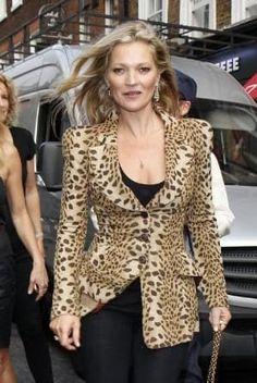 Kate Moss in September 2016