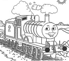 thomas the tank engine coloring pages picture 36 free thomas the thomas the train pinterest engine