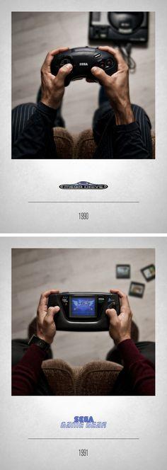 artsite-jeux-video-histoire-manettes-photographie-7 Un photographe retrace 30 ans de consoles de jeux à travers 22 manettes intemporelles